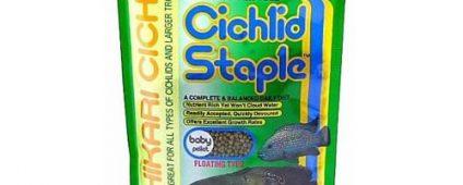 Hikari Cichlid Staple Baby Pellet 57g