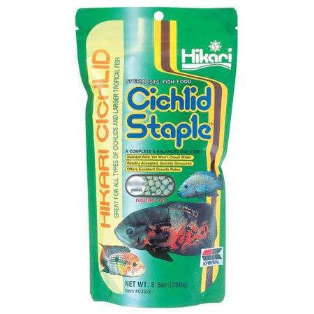 Hikari Cichlid Staple Medium 57g