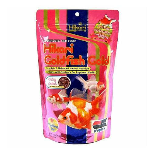 Hikari Goldfish Gold Baby 300g