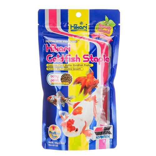 Hikari Goldfish Staple Baby 100g