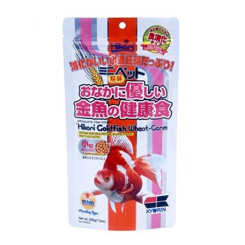 Hikari Goldfish Wheat Germ Mini 200g