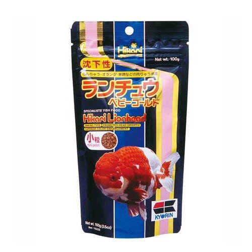 Hikari Lionhead Mini 100g
