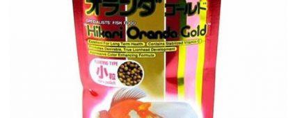Hikari Oranda Gold 100g