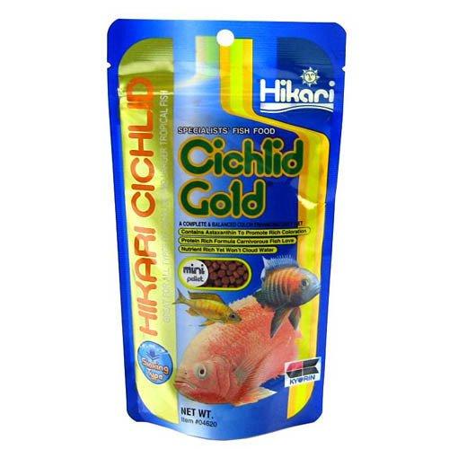 Hikari Sinking Cichlid Gold Mini 100g