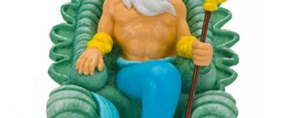 Little Mermaid - King Triton Large