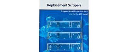 Mag Flip Scraper Blades 3pk