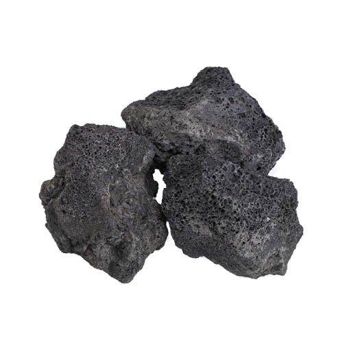 Nest Black Lava Rock Large 35cm