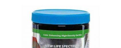 New Life Spectrum Algae/Gel 100g