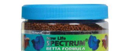 New Life Spectrum Betta Formula 1mm 50g