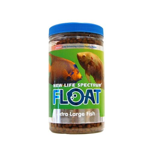 New Life Spectrum Float Extra Large Fish 4.5mm Floating 350g