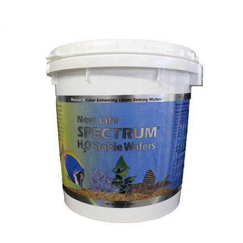 New Life Spectrum H2O Stable Wafers 12mm Sinking 1.85kg