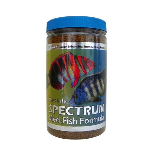 New Life Spectrum Medium Fish Formula 2mm Sinking 500g