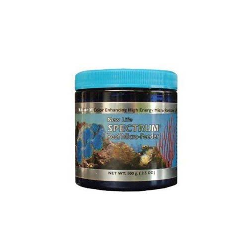 New Life Spectrum Reef Micro Feeder Powder 100g