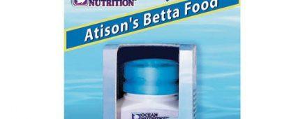Ocean Nutrition Atison's Betta Food 15g