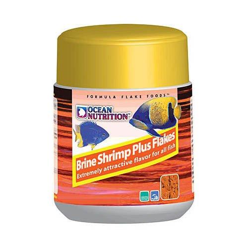 Ocean Nutrition Brine Shrimp Plus Flake 154g