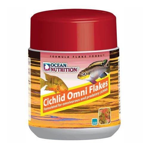 Ocean Nutrition Cichlid Omni Flakes 154g