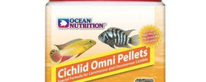 Ocean Nutrition Cichlid Omni Pellet Medium 100g