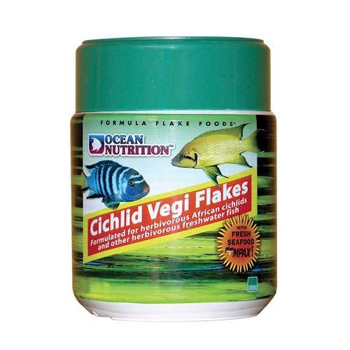 Ocean Nutrition Cichlid Vegi Flakes 2kg