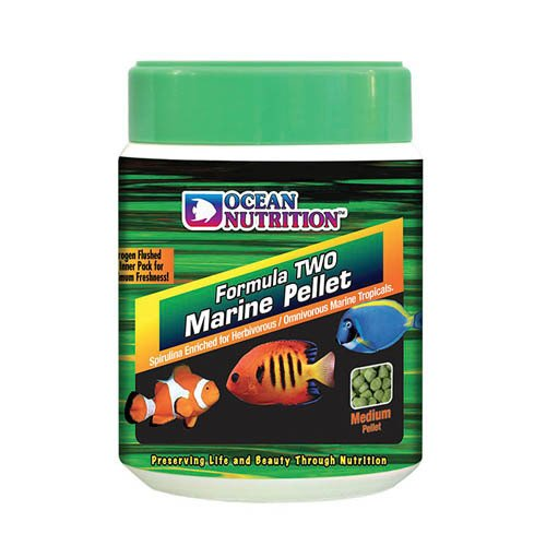 Ocean Nutrition Formula 2 Marine Pellet Medium 400g