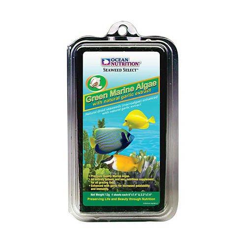 Ocean Nutrition Green Algae 30g + Clip
