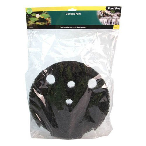 Pond One ClariTec 5000/10000/15000UV Sponge 15ppi Black 211s