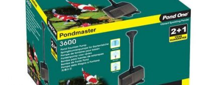 Pond One Pondmaster 3600 Fountain Pump