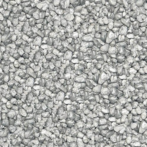 Pure Water Pebbles Silver Frost