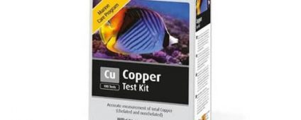 Red Sea Copper Test Kit