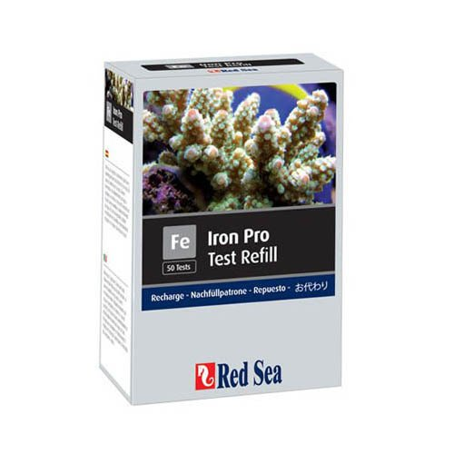 Red Sea Iron Pro Test Refill