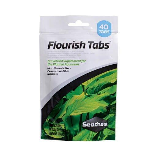 Seachem Flourish Tabs 40pk