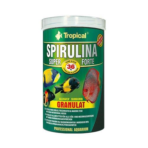 Tropical Super Spirulina Forte Granulat 250ml 150g