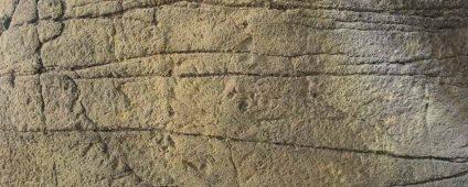 "Universal Rocks Basalt Roll 12.5' x 19"""